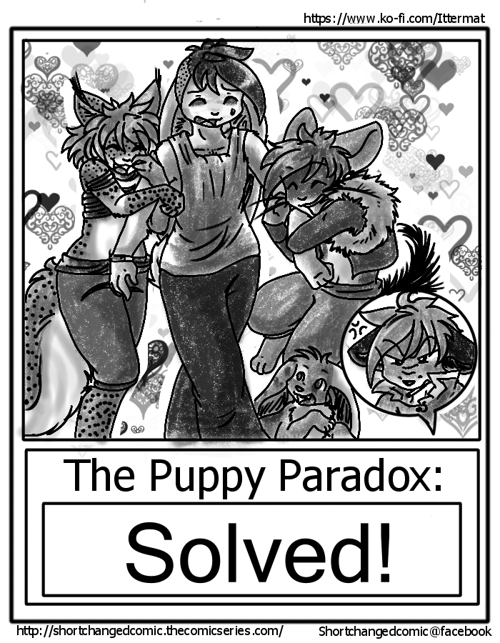 The Puppy Paradox Page 18